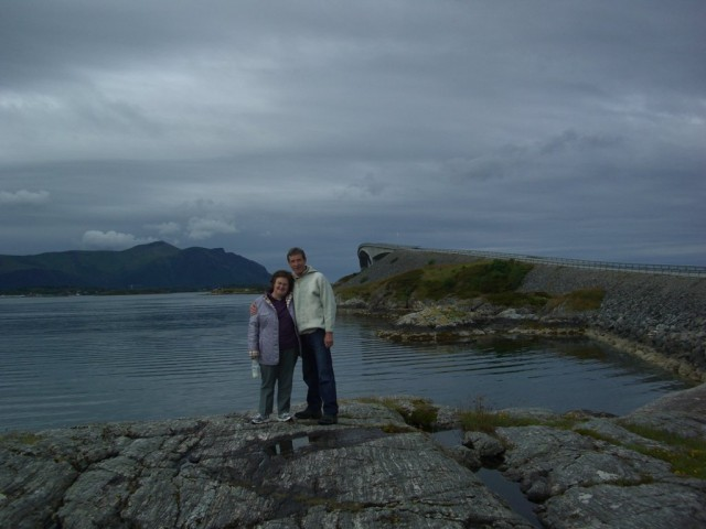 Норвегия, Горбатый мост
