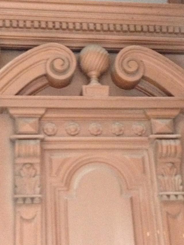 Двери подъездов в Вене