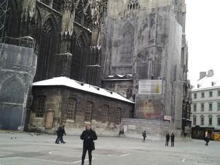Вена – приключения (отчет Игоря)