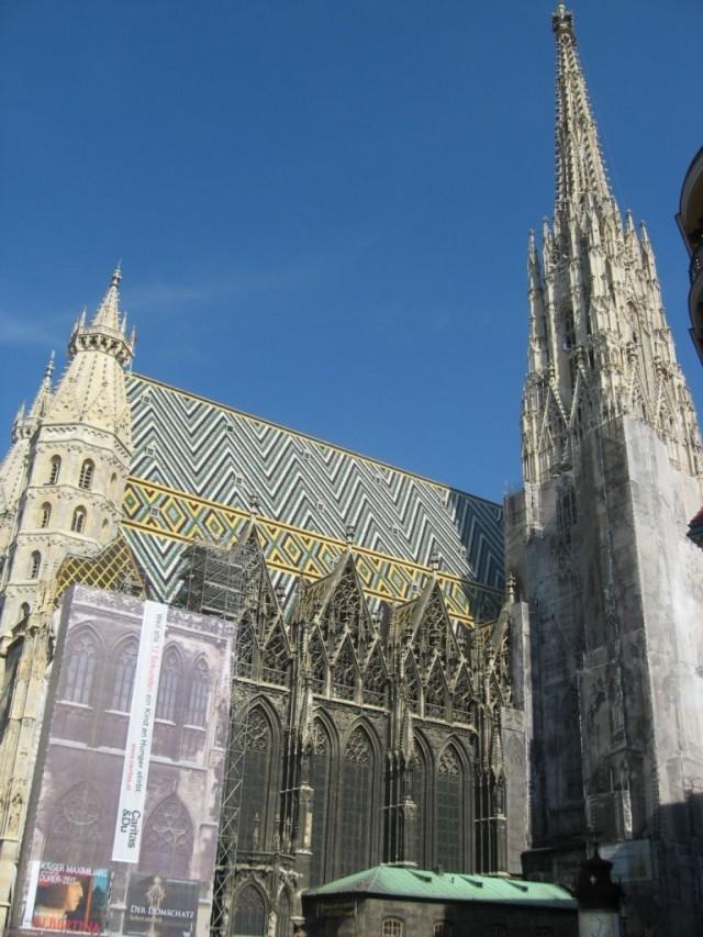 Собор Святого Стефана. Главный кафедральный собор Вены
