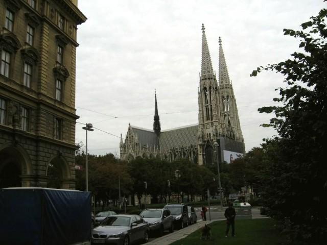 Вотивкирхе – церковь искупления