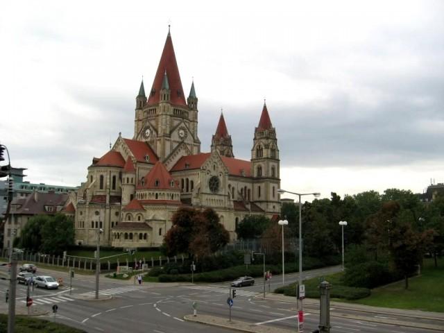 Церковь Франца Ассизкого