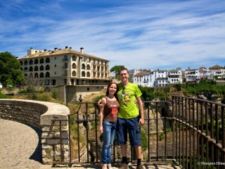 Прогулка по Ронде (Испания)