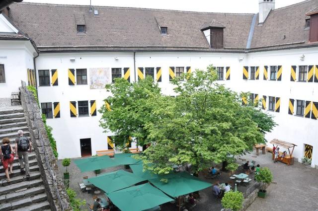 Замок Куфштайн (Festung Kufstein)
