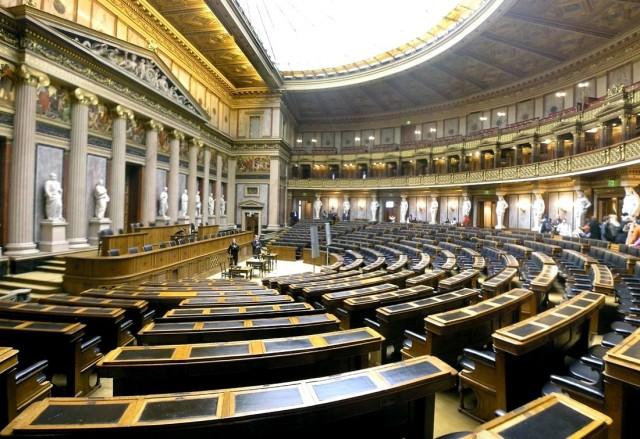 Исторический зал заседаний