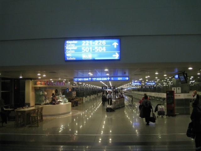 Аэропорт Ататюрк