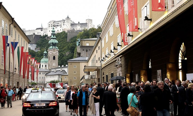 Зальцбургский фестиваль (Salzburger Festspiele)