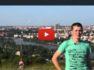 Пишу из Праги, смотрим есть ли наводнение