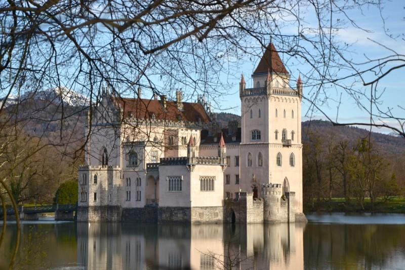 Замок Аниф (Schloss Anif)