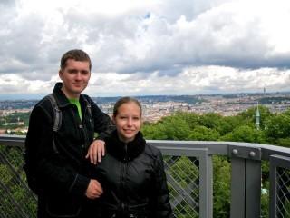 Прогулка по Петршинскому холму в Праге