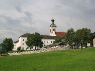 Санкт-Георгенберг-Фихт — старейшее аббтство Тироля