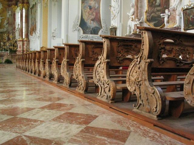 Монастырь Санкт-Георгенберг-Фихт (Abtei St. Georgenberg-Fiecht)