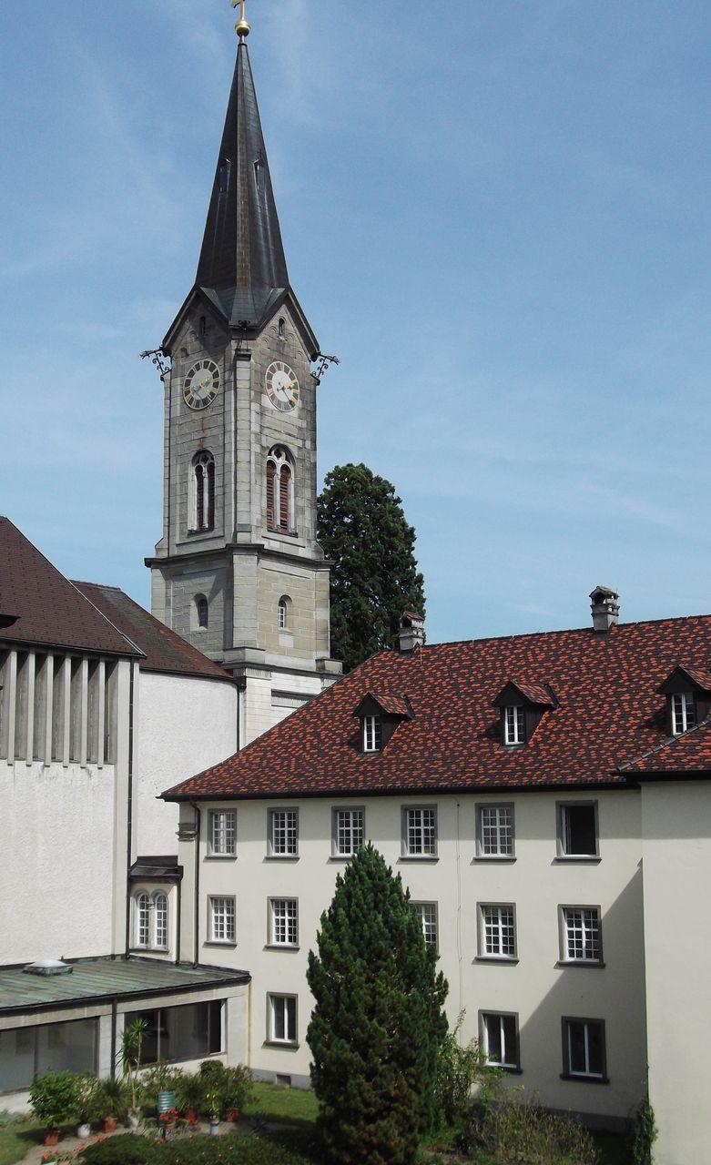 Церковь аббатства Мерерау