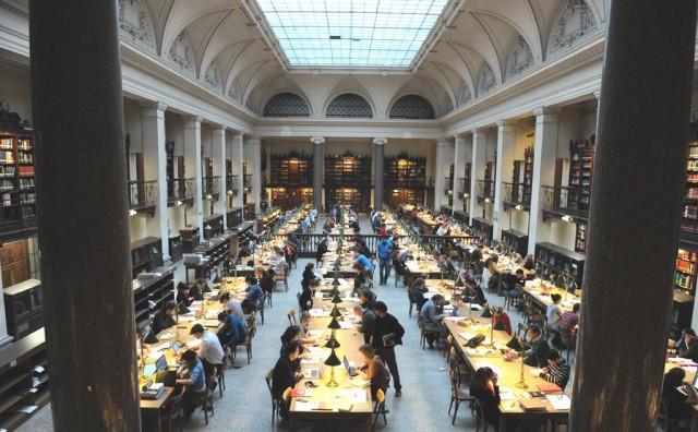 Главная университетская библиотека