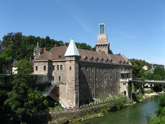 Замок Ротшильда (Rothschildschlosses)