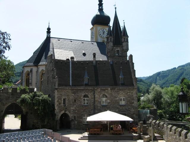 Вайдхофен-на-Ибсе (Waidhofen an der Ybbs)