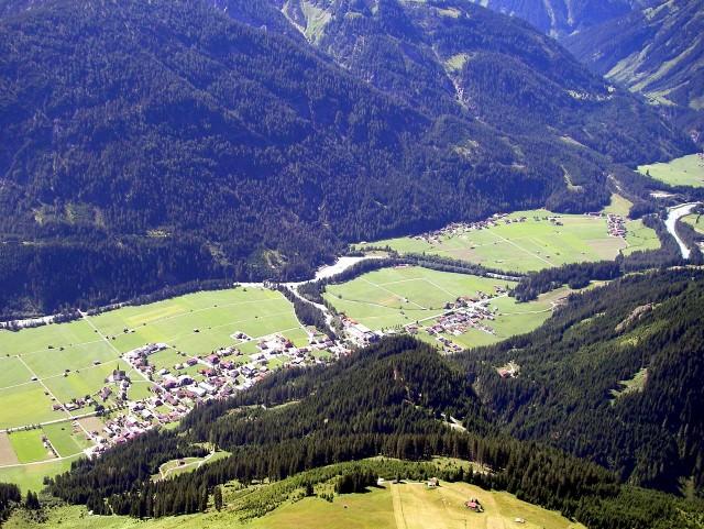 Эльбигенальп в долине Леха