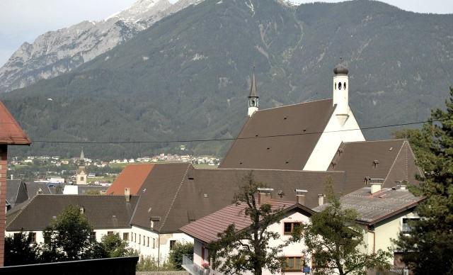 Францисканский монастырь (Franziskanerkloster)