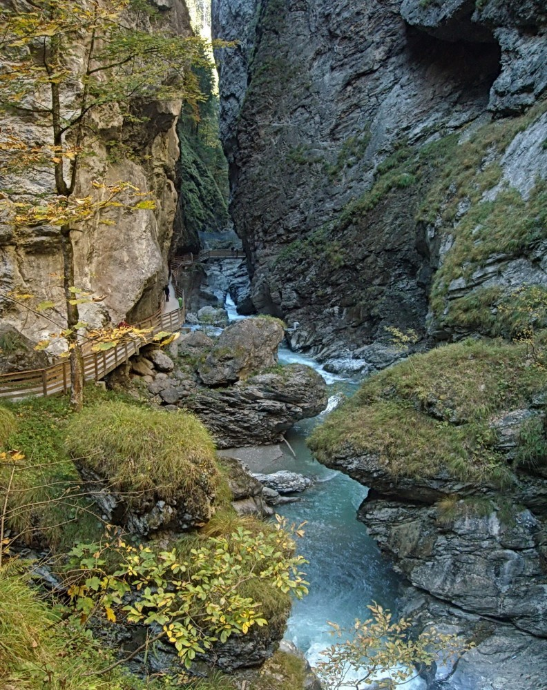 Ущелье Лихтенштайнкламм
