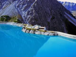 Озеро Люнерзе