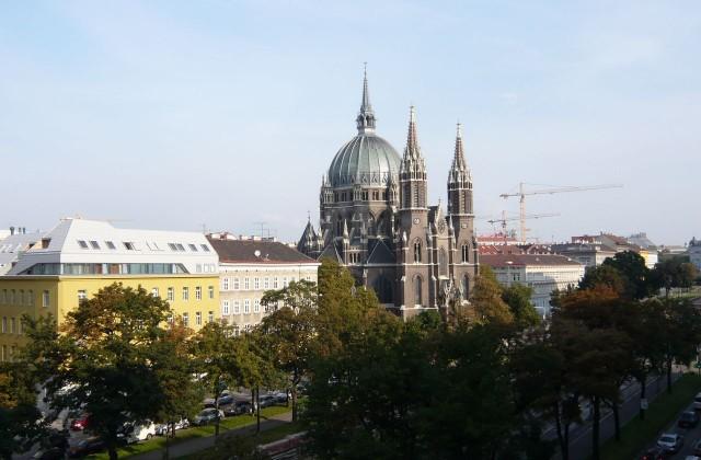 Церковь Мария-фом-Зиге (Kirche Maria vom Siege)