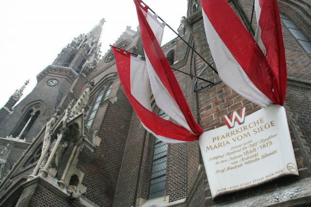 Церковь Марии Победительницы (Kirche Maria vom Siege)