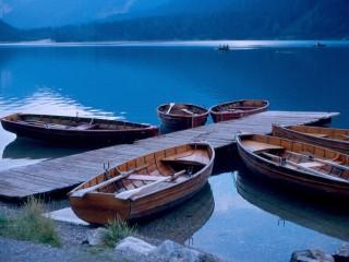 Планзее — самое высокогорное озеро Тироля