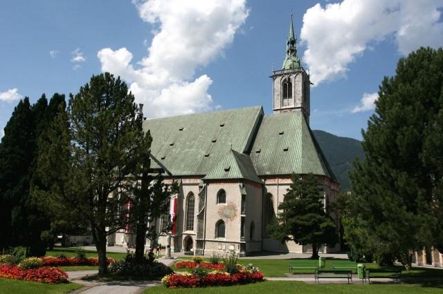 Приходская церковь (Stadtpfarrkirche)
