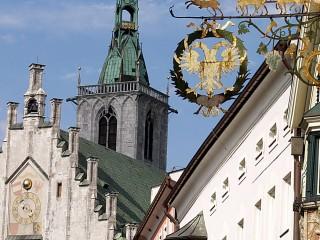 Швац — город серебряных рудников