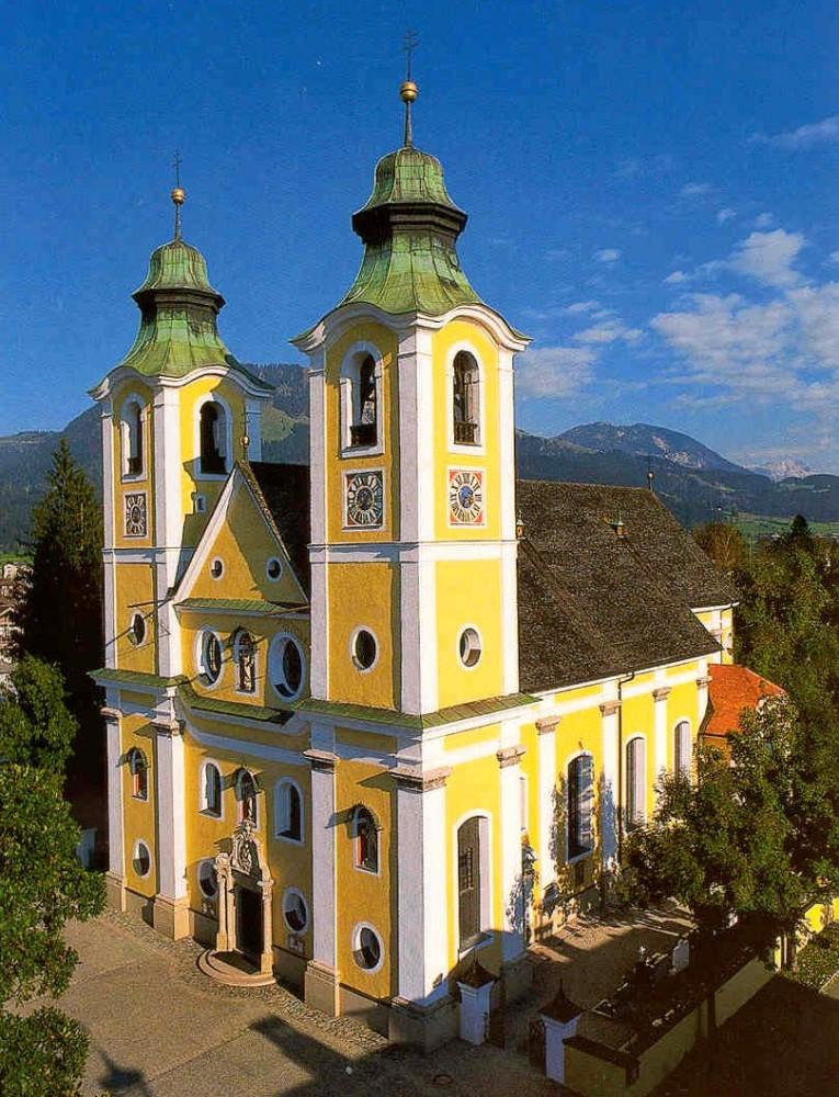 Церковь Успения Богородицы (Dekanatspfarrkirche Maria Himmelfahrt)