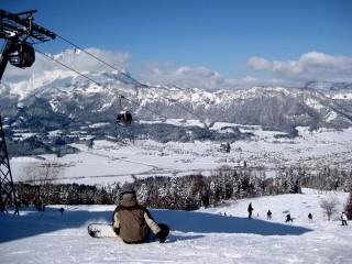 Санкт-Йоганн в Тирольских Альпах