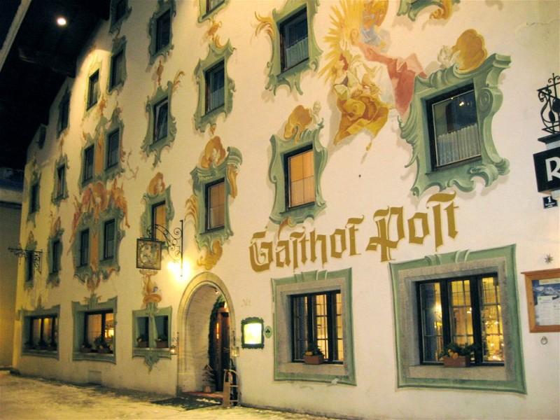 Санкт-Йоганн (St. Johann in Tirol)