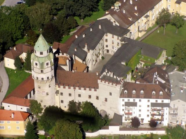 Замок  Хазегг (Burg Hasegg)