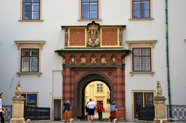 Швейцарские ворота