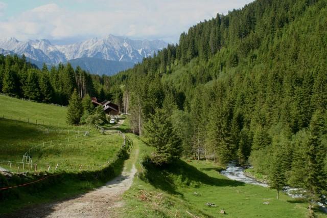 Природный парк Карвендель (Karwendel)