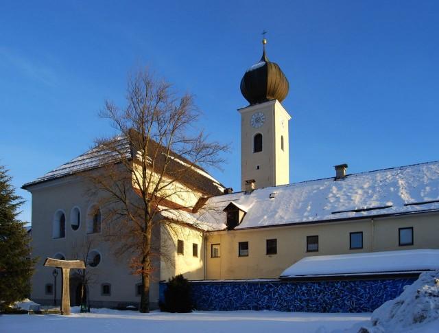 Церковь Святой Анны (Pfarrkirche zur Hl. Anna)