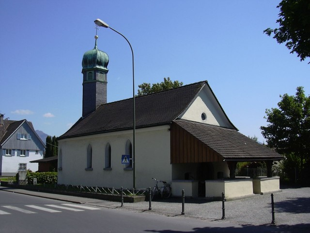 Часовня Лоретто (Lorettokapelle)