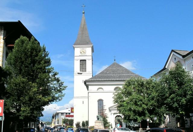 Приходская церковь Святого Лаврентия (Stadtpfarrkirche St. Laurentius)