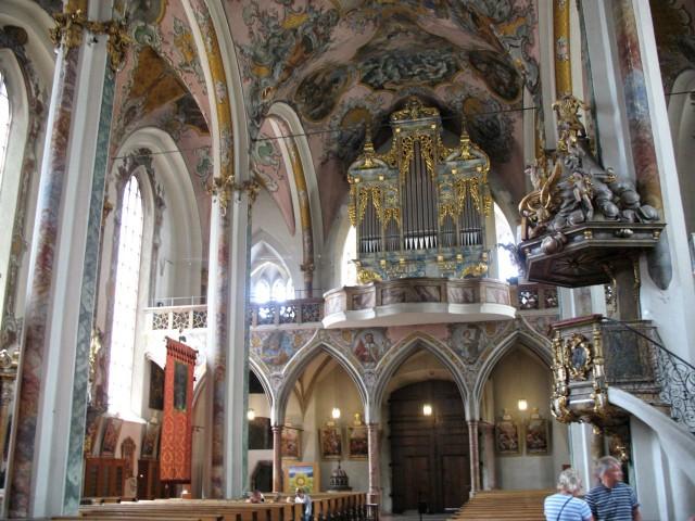 Церковь Святого Николая (Pfarrkirche St. Nikolaus)
