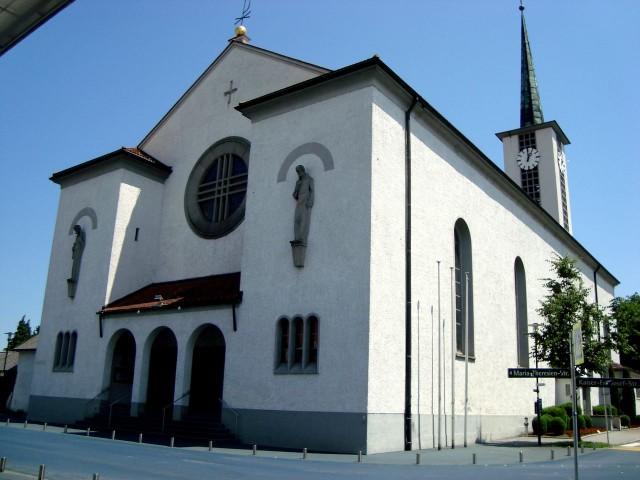 Приходская церковь св. Петра и Павла (Pfarrkirche St. Peter und Paul)