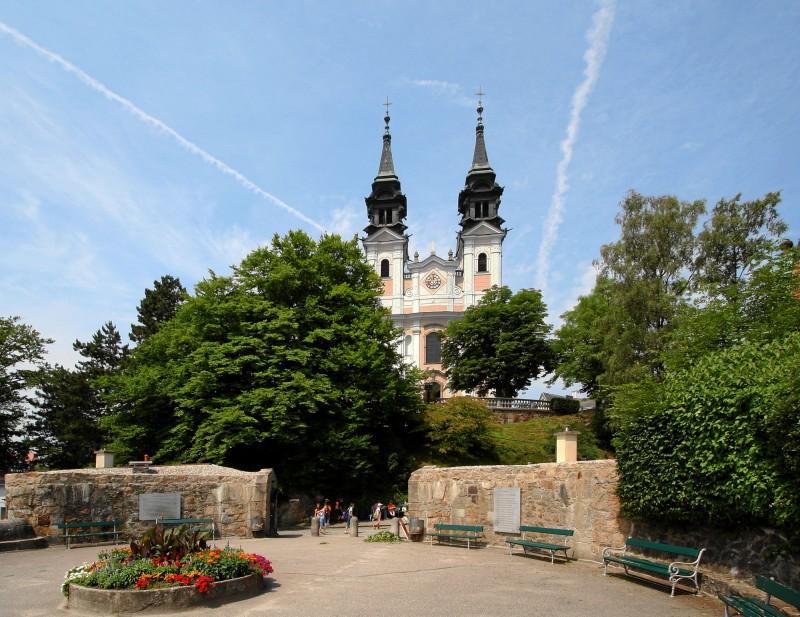 Паломническая базилика семи Скорбей Марии (Pöstlingbergkirche)