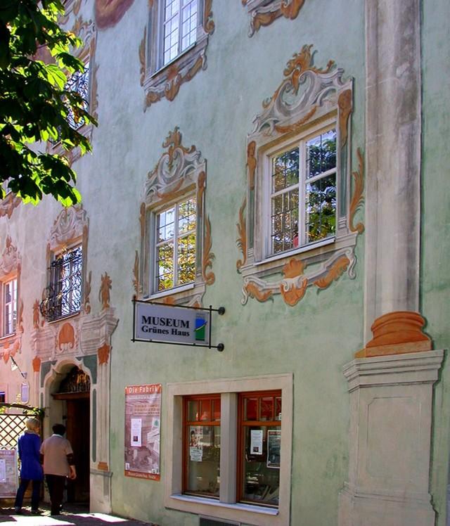 """Музей  """"Зелёный дом"""" (Grüne Haus)"""