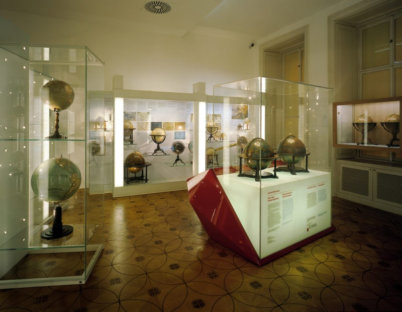 Музей глобусов (Globenmuseum)