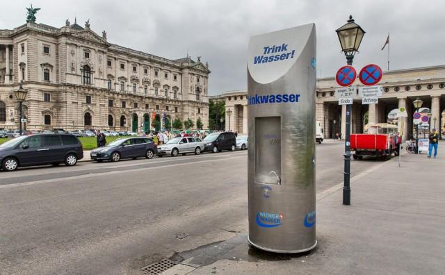 Венская вода - народное достояние, охраняемое Конституцией
