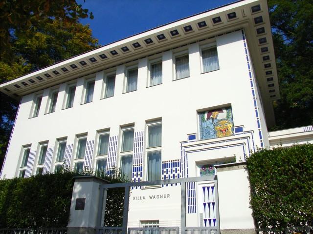 Виллы Вагнера (Villa Wagner)