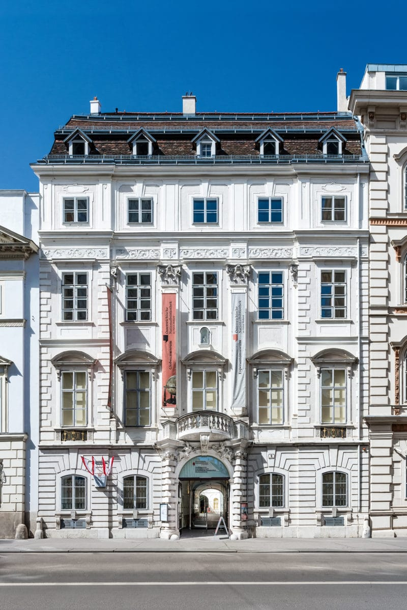 Palais Mollard (Фото Austrian National Library)