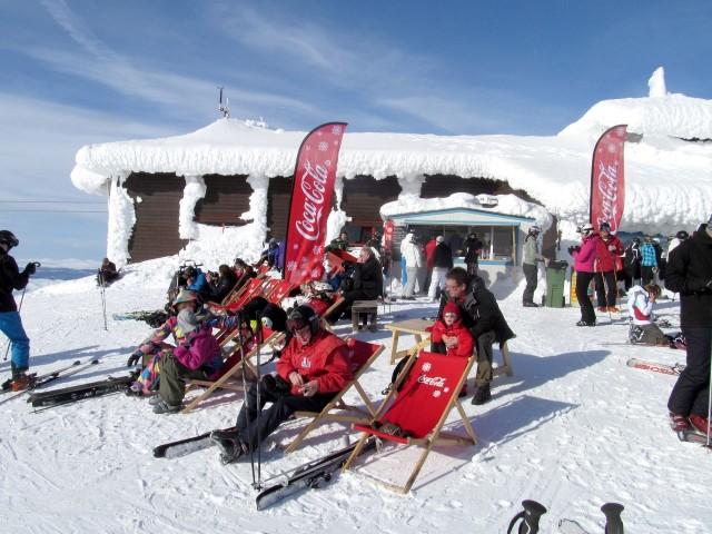 Шведский горнолыжный курорт Оре (швед. Åre)