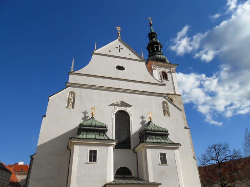 Приходская церковь св. Вита
