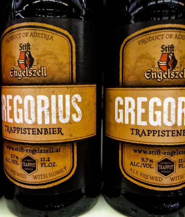 Пиво  Gregorius