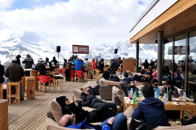 Швейцарский горнолыжный курорт Церматт (Zermatt)